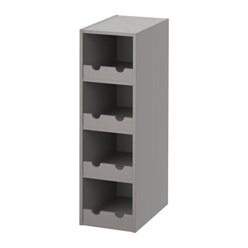 h rda open cabinet gray ikea