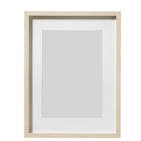 """HOVSTA Frame, birch effect, 12 ¼x16 ¼ """""""