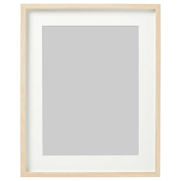 HOVSTA Frame, birch effect, 16 ¼x20 ""