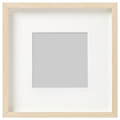 "HOVSTA frame birch effect 9 "" 9 "" 5 "" 5 "" 4 ¾ "" 4 ¾ "" 9 ¾ "" 9 ¾ """
