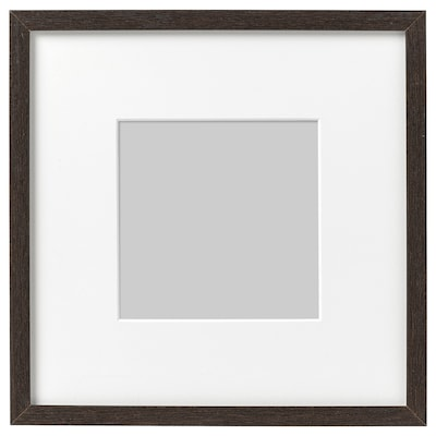 "HOVSTA frame dark brown 9 "" 9 "" 5 "" 5 "" 4 ¾ "" 4 ¾ "" 9 ¾ "" 9 ¾ """