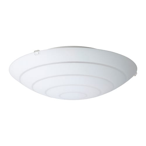HYBY Ceiling lamp   Good general light.