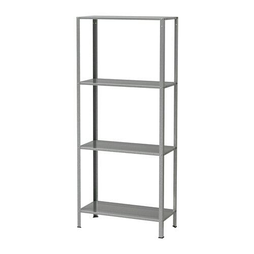 Hyllis Shelf Unit Ikea