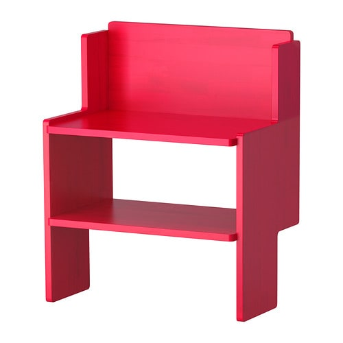 IKEA PS 2012 Bench with shoe storage   You can mount several benches on top of one another or side by side to fit your space and needs.