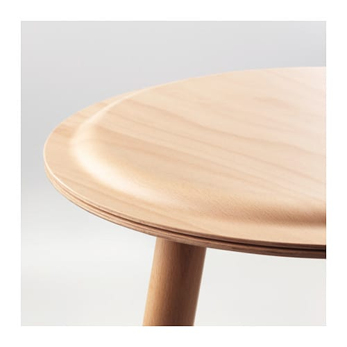 IKEA PS 2017 Side table/stool   The stool is perfect for use as a side table or for extra seating when you have guests.