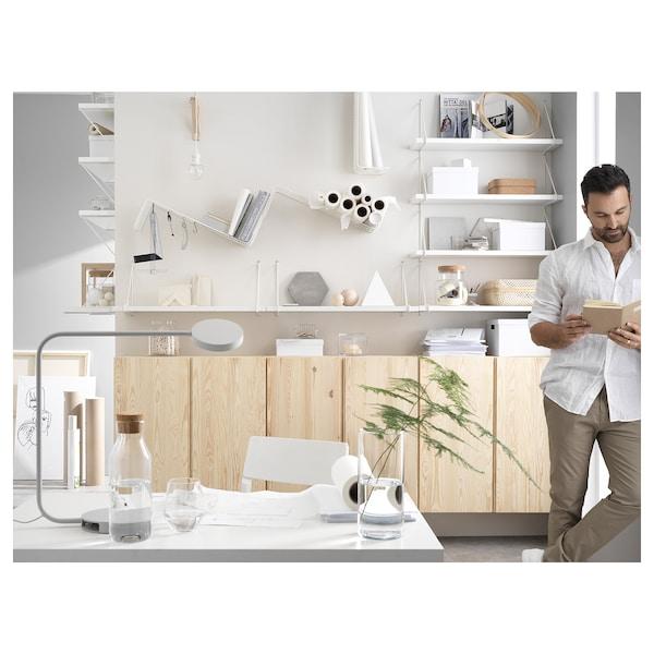 "IVAR Cabinet, pine, 32x12x33 """