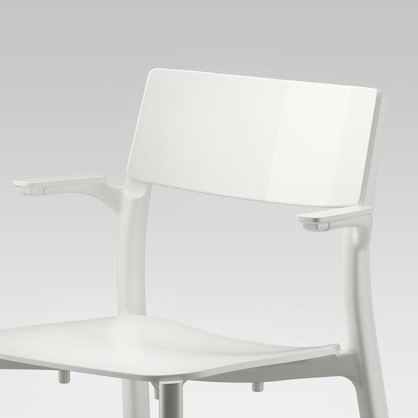 JANINGE Armchair, white