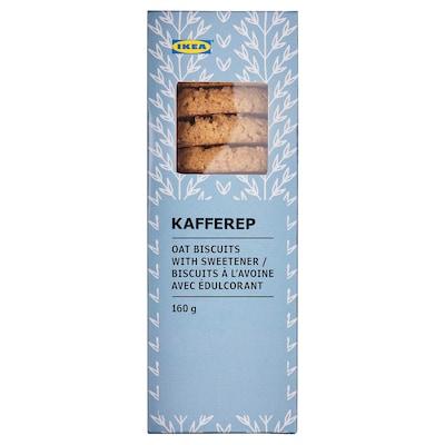 KAFFEREP Oat biscuits, sweetener