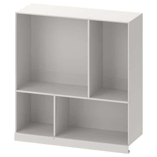 """KALLAX shelf insert light gray 13 """" 4 ¾ """" 13 ¾ """""""