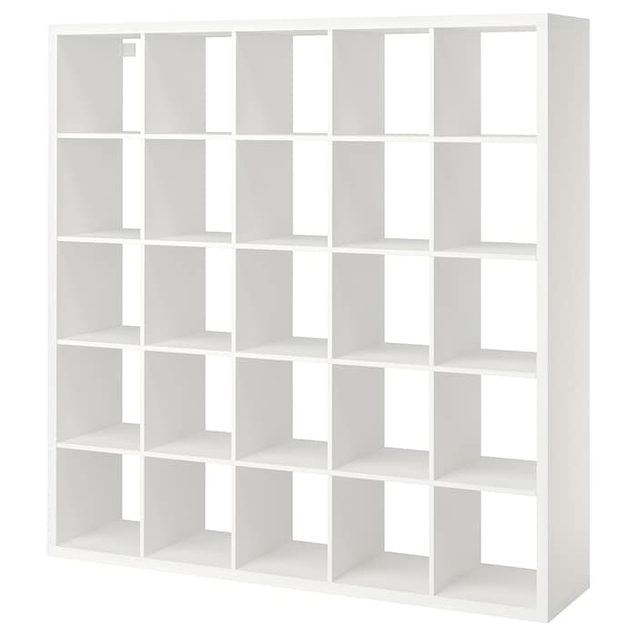 Kallax Shelf unit, white, 71 5/8x71 5/8