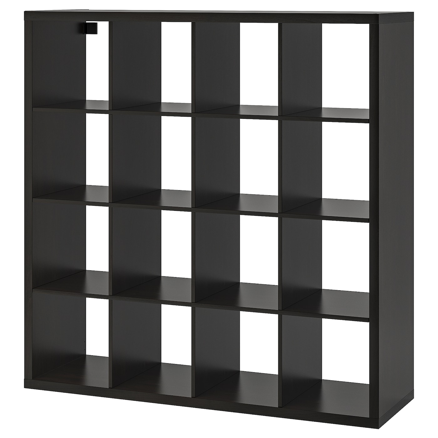 Kallax Shelf Unit Black Brown
