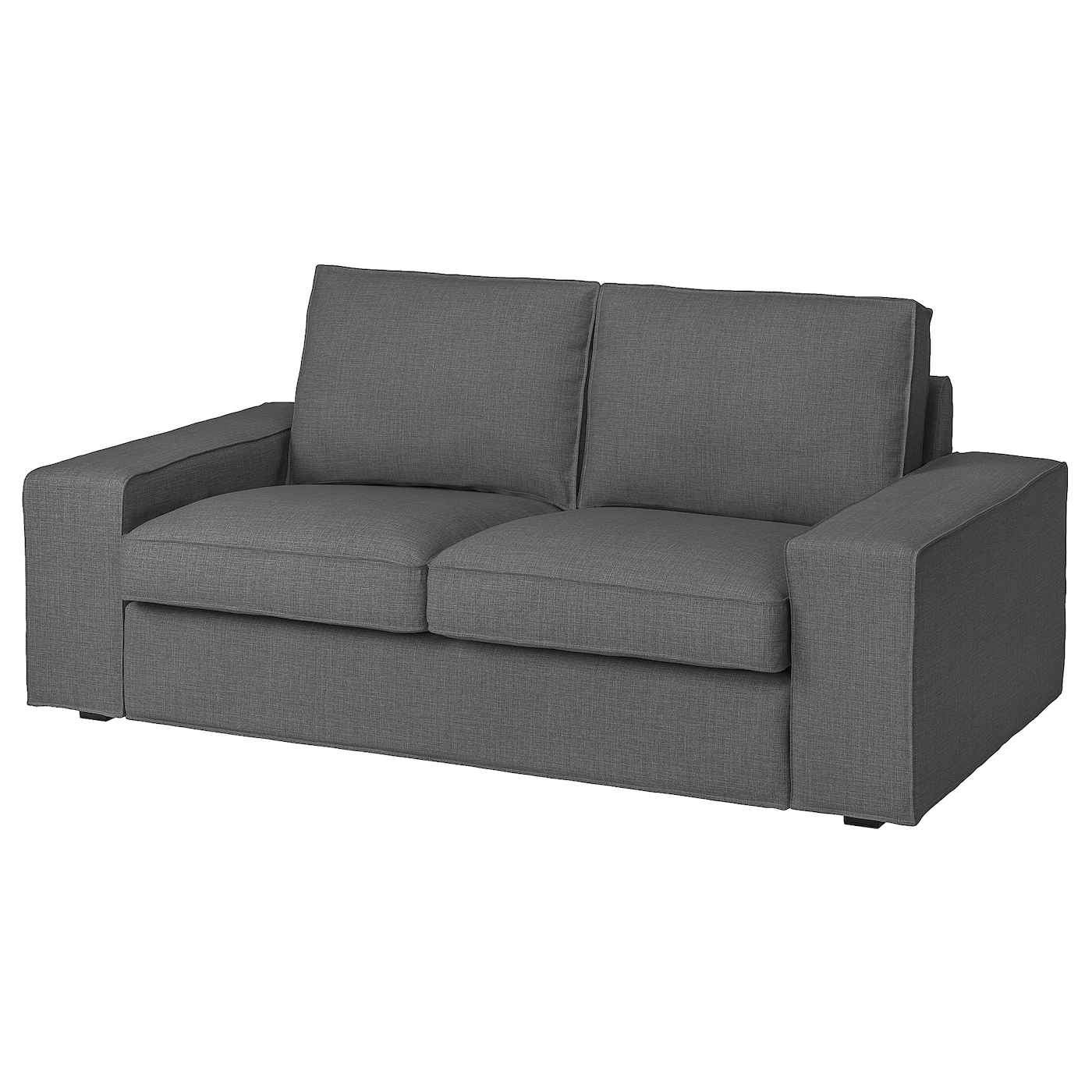 KIVIK Loveseat   Skiftebo dark gray   IKEA
