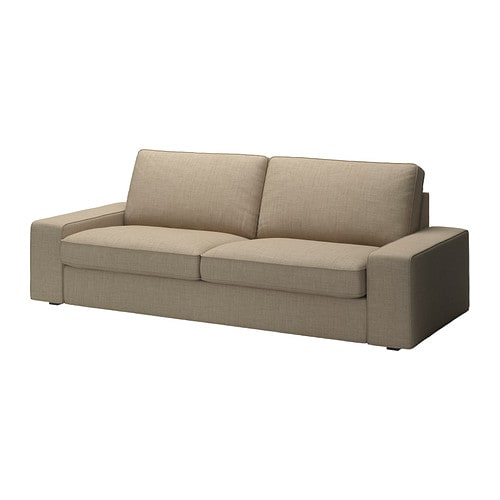 KIVIK Sofa cover   The cover is easy to keep clean as it is removable.