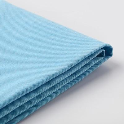 KLIPPAN Cover for loveseat, Vissle light blue