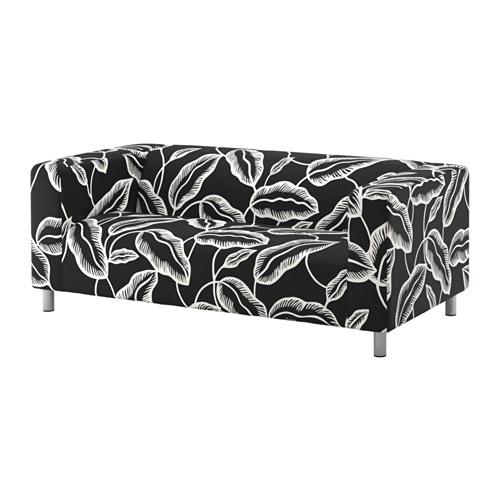 Sofa ikea klippan  KLIPPAN Loveseat cover - Granån white - IKEA