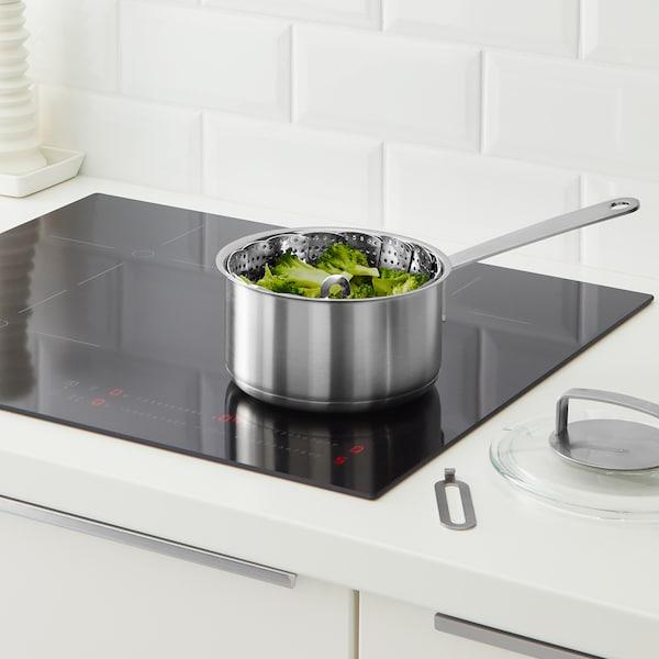 KLOCKREN Steamer insert, stainless steel