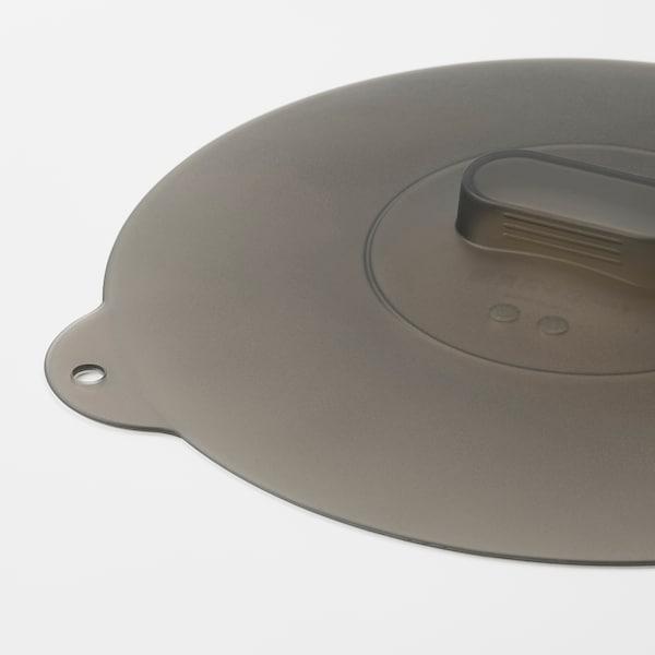 KLOCKREN Universal lid, set of 3, silicone