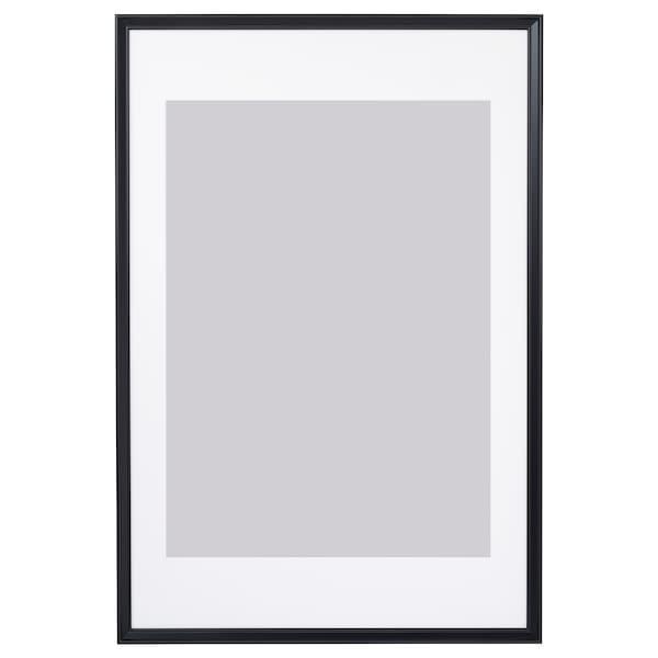 "KNOPPÄNG Frame, black, 24x35 ¾ """