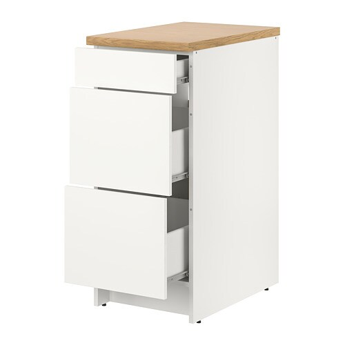 Kitchen Cabinets Edmonton: KNOXHULT Base Cabinet With Drawers