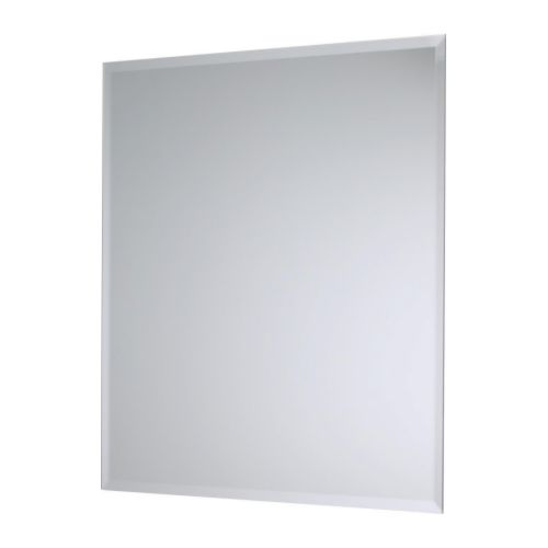 KOLJA Mirror   Can be used in high humidity areas.  Safety film  reduces damage if glass is broken.