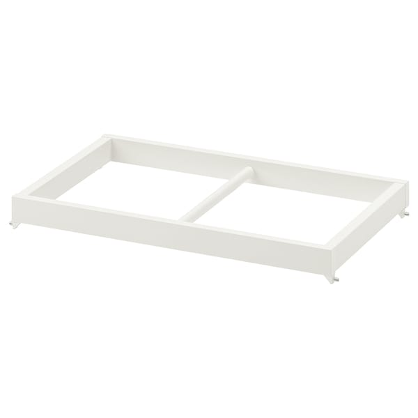 KOMPLEMENT Clothes rail, white, 19 5/8x13 3/4 ""