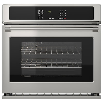 KONSISTENS Wall oven with self-cleaning, Stainless steel
