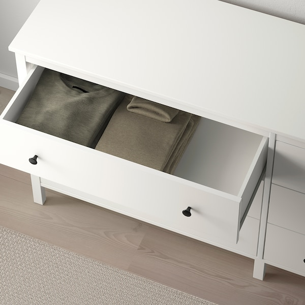"""KOPPANG 6-drawer dresser white 67 3/4 """" 17 3/8 """" 32 5/8 """" 29 1/2 """" 15 3/8 """""""