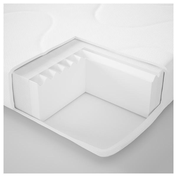 "KRUMMELUR Foam mattress for crib, 27 1/2x52 """