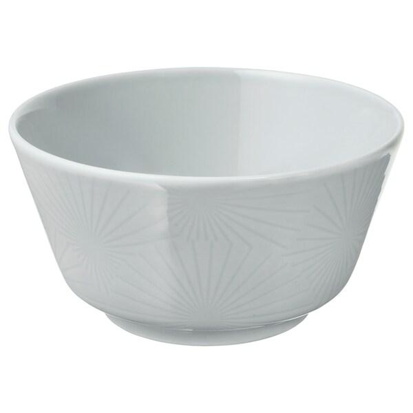 """KRUSTAD Bowl, light gray, 5 ½ """""""