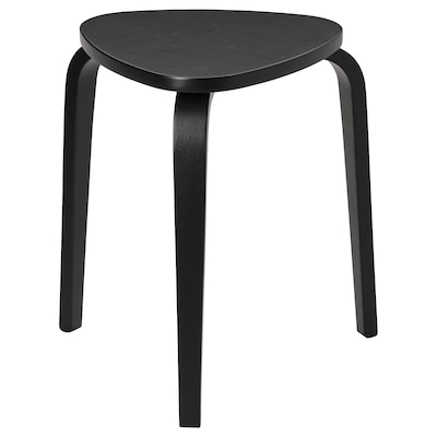 KYRRE Stool, black