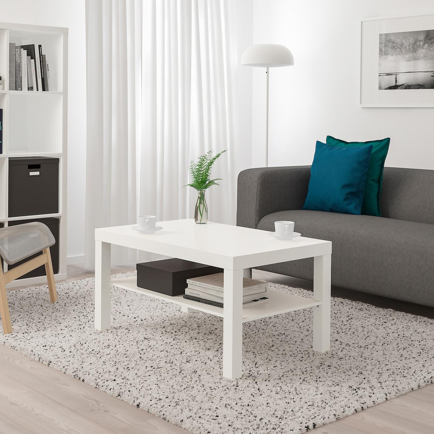 Lack Coffee Table White 35x22x18 90x55 Cm Ikea [ 1400 x 1400 Pixel ]