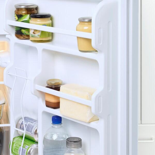 LAGAN Fridge with freezer compartment, 4/1 cu.ft
