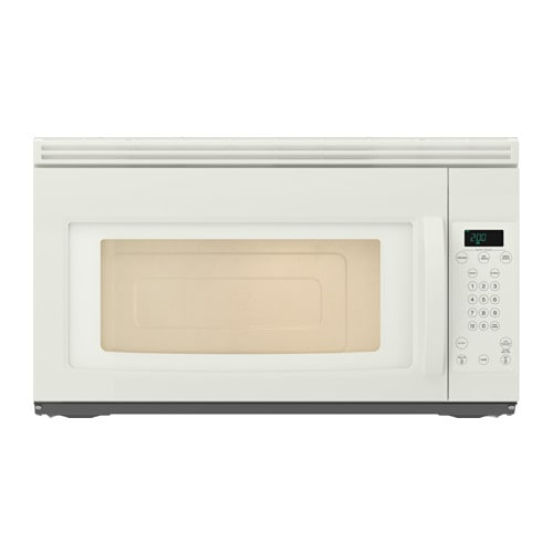 Lagan Microwave Oven With Extractor Fan Ikea