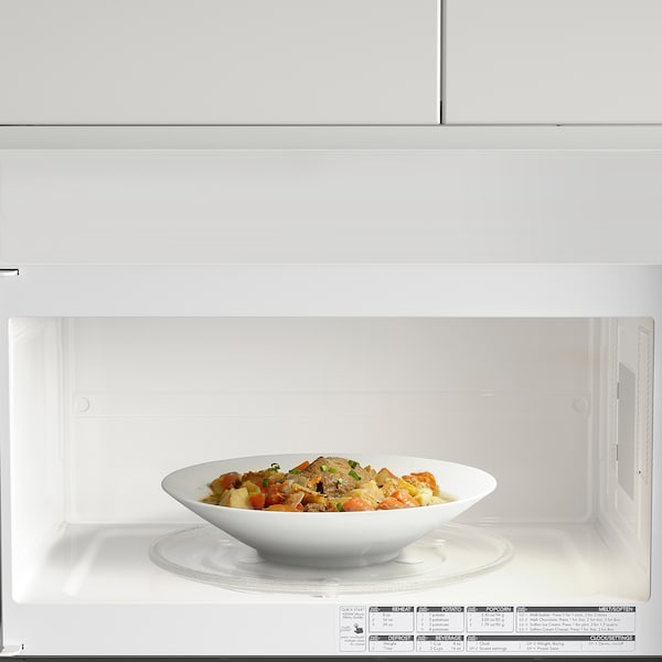 LAGAN Over the range microwave, white