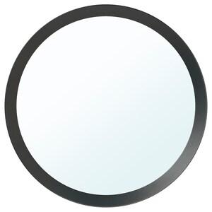 Color: Dark gray.