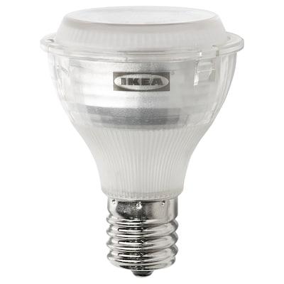 LEDARE LED bulb E17 reflector R14 400 lm, warm dimming, 2700 K