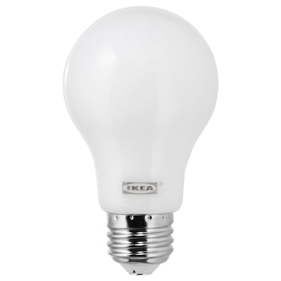LEDARE LED bulb E26 600 lumen warm dimming/globe opal white 600 lm