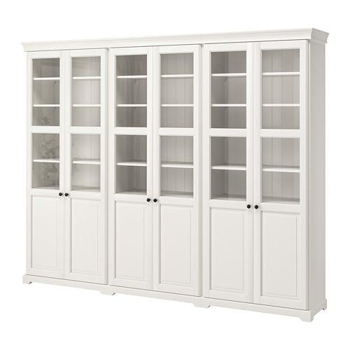Liatorp Storage Combination With Doors Ikea
