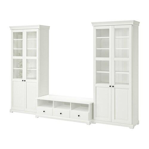 Liatorp Tv Storage Combination Ikea