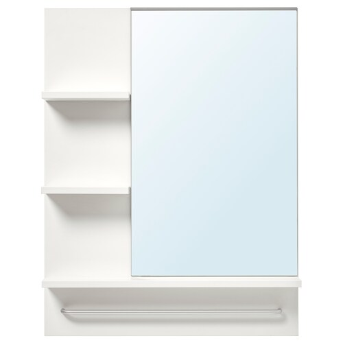 "LILLÅNGEN mirror white 23 5/8 "" 4 3/8 "" 30 3/4 "" 4 lb"