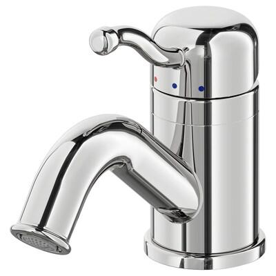 LILLSVAN Bathroom faucet, chrome plated
