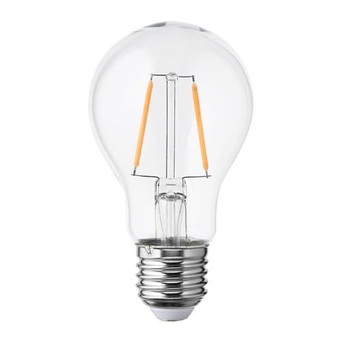 lunnom led bulb e26 100 lumen ikea. Black Bedroom Furniture Sets. Home Design Ideas