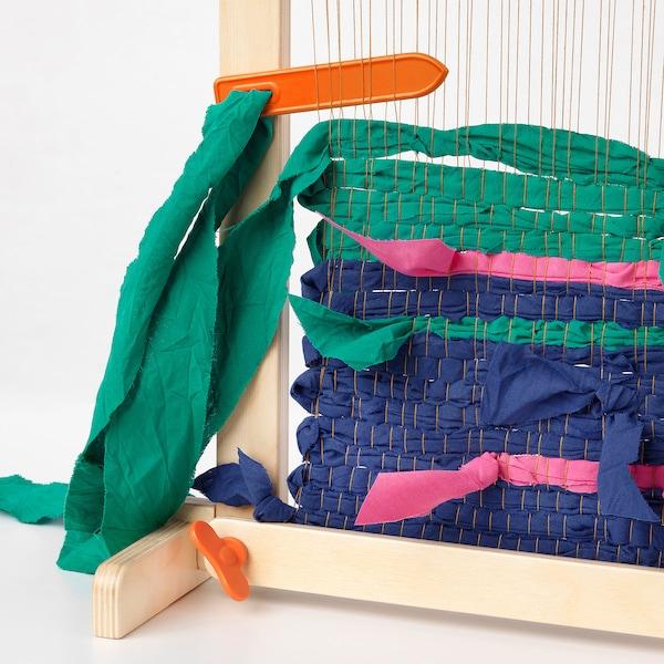 IKEA LUSTIGT 7-piece weaving loom set