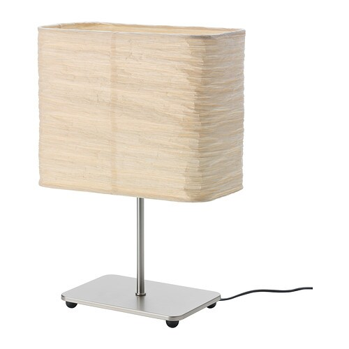 MAGNARP Table lamp   Gives a soft glowing light, that gives your home a warm and welcoming atmosphere.