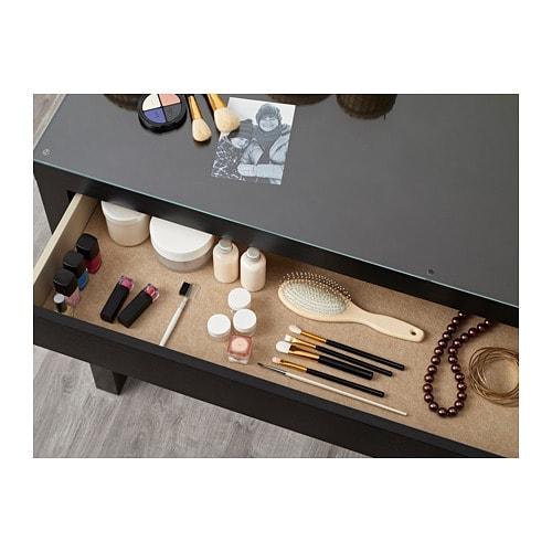 Malm Dressing Table White Ikea