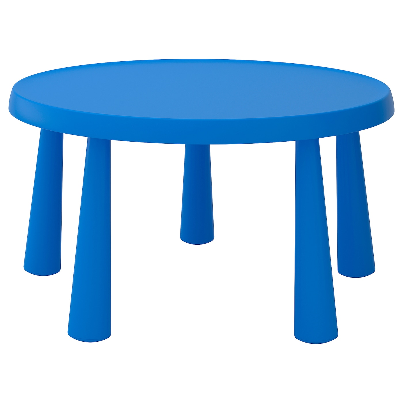 """MAMMUT Childrens table - indoor/outdoor blue 5 5/5 """" (5 cm)"""