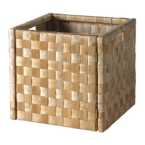 NÄSUM Basket   This basket is suitable for storing your newspapers, magazines, photos or other memorabilia.