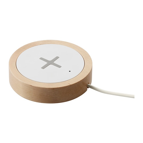 nordm rke wireless charger ikea. Black Bedroom Furniture Sets. Home Design Ideas