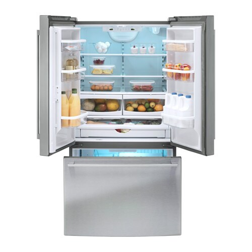Nutid French Door Refrigerator Ikea
