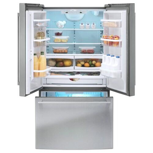 IKEA NUTID French door refrigerator